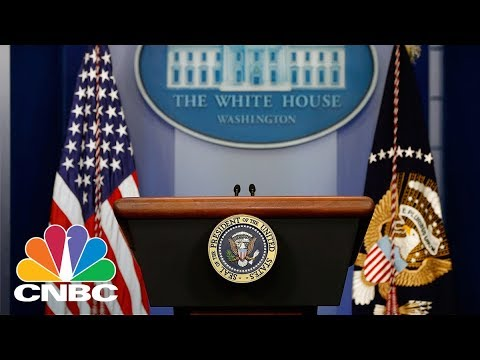 LIVE: White House Holds Briefing After Deal to Reopen Government — Monday Jan. 22, 2018 | CNBC