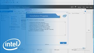 installing the Intel(R) SCS add-on for Microsoft SCCM for Intel AMT discovery  Intel Business