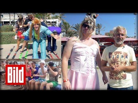 Mallorcas crazy Urlauber – Asozial am Ballermann Teil 3