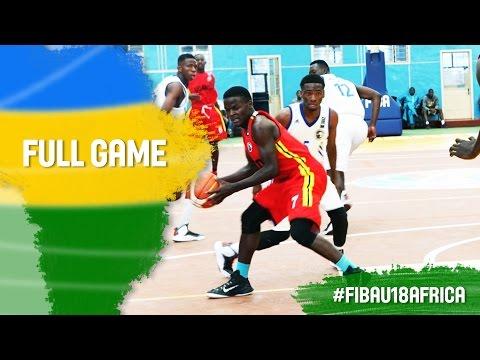 DR Congo v Uganda - Full Game - 2016 FIBA Africa U18 Championship