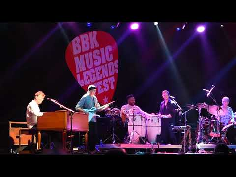 Steve Winwood «Gimme some lovin´» (The Spencer Davis Group) @ Bbk Music Legends Festival, Sondika