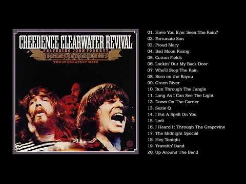 CCR  Greatest Hits (Full Album) Best Songs Of CCR  (HQ)