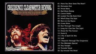 CCR  Greatest Hits (Full Album) Best Songs of CCR  (HQ)