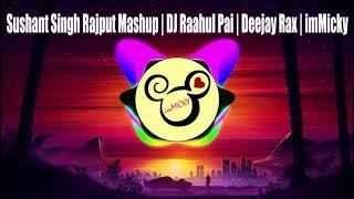 Sushant Singh Rajput Mashup | DJ Raahul Pai | Deejay Rax | imMicky