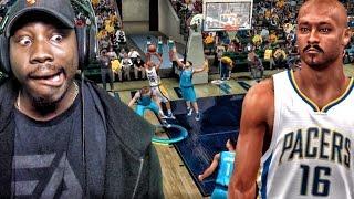 NBA 2K17 MOBILE MY CAREER GAMEPLAY - NBA DRAFT & 1ST GAME! Ep. 4