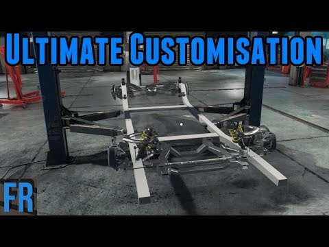 Car Mechanic Simulator 2018 Ultimate Customisation
