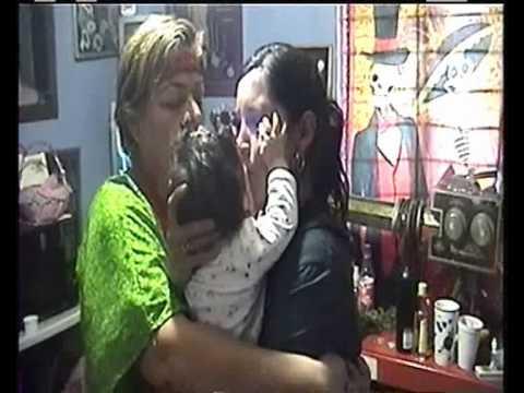 NORMA GARZA LA GUERA CURANDO A ESTHER MARTINEZ DUARTE P2
