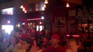 Reaction to Landon Donovan Goal vs Algeria in Lincoln Nebraska 2010 World Cup