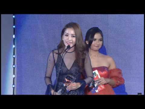 """Chi Pu :  """"Tỉnh giấc tôi thấy mình trong ai"""" thắng giải Most Popular Online Drama"""