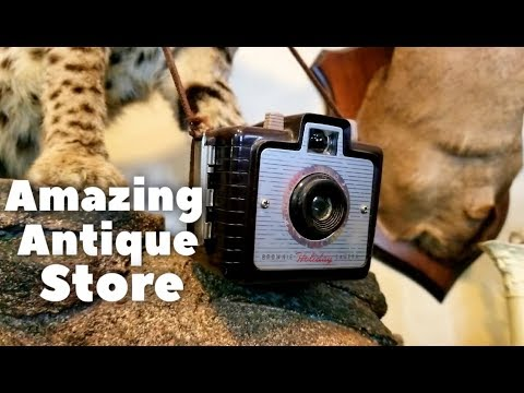 Antique Store with vintage toys, sports, and tons more! Meadow Lane Antiques!