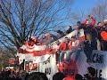 Banderazo de hinchada de River Plate en Tokio(Japón)  リーベルサポーター バンデラッソ(決起集会)@代々木公園