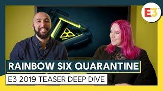 Rainbow Six Quarantine: Zapowiedź z E3 2019  Kulisy produkcji | Ubisoft