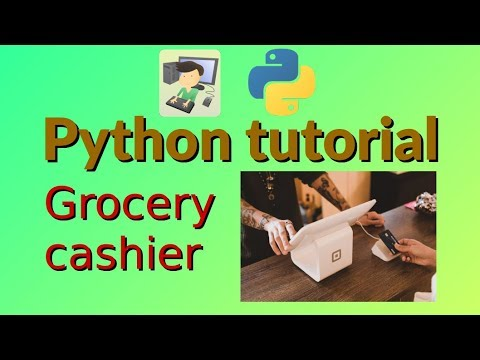 Python tutorial: Grocery cashier thumbnail