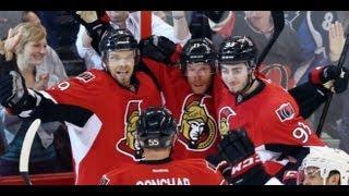 Pittsburgh Penguins 1 - Ottawa Senators 2 [19 Mai, 2013]
