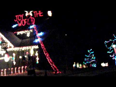 Christmas Lights Show in Omaha, NE