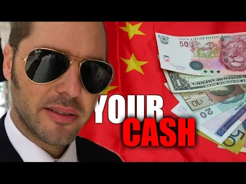 Getting Money In And Out Of China