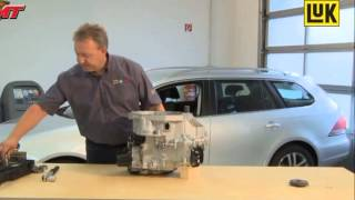 видео DSG7 - замена сцепления