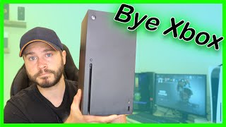 Why I'm Returning My Xbox Series X