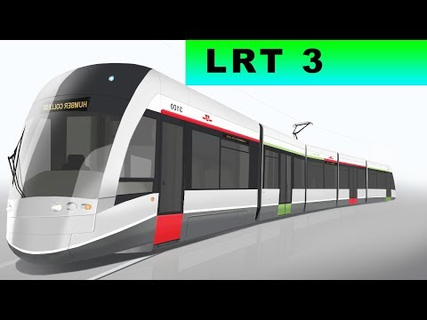 LRT 3 project video (Klang - Bandar Utama)