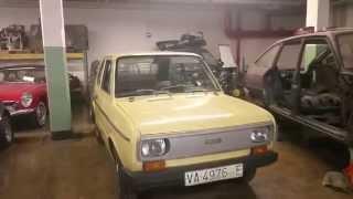 1974 SEAT 133