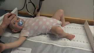 The 12 Month Check Up - Measuring A Baby