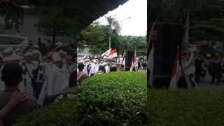 Demo FPI  Galaxy Mall Di Surabaya