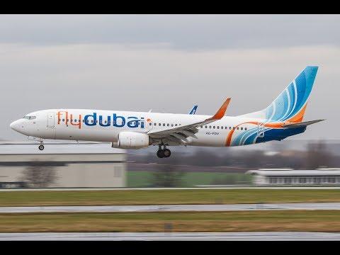 TRIP REPORT: Flydubai, Colombo - Skopje Via Dubai