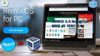 How to Install Remix Os on VirtualBox [ Resident Mode ] | Step by Step Tutorial