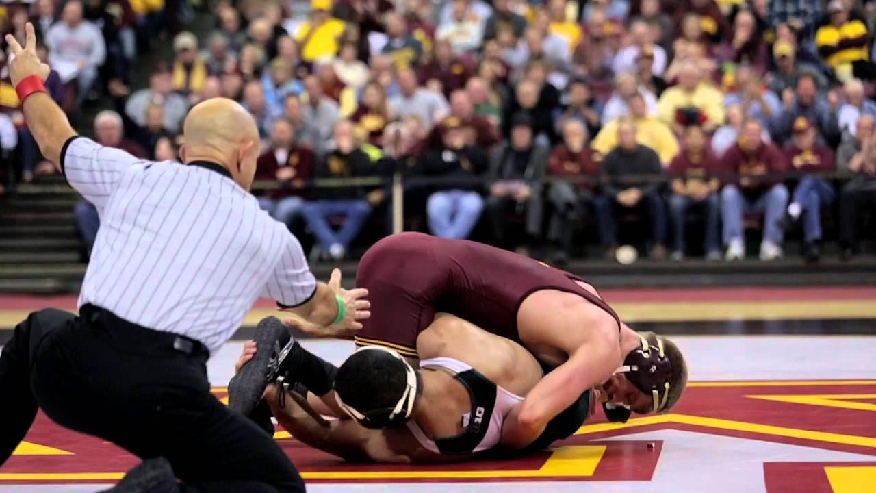 Minnesota Wrestling: Top 10 Takedowns