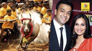 Soundarya Rajinikanth separated from husband Ashwin || AWBI Brand Ambassador | Jallikattu