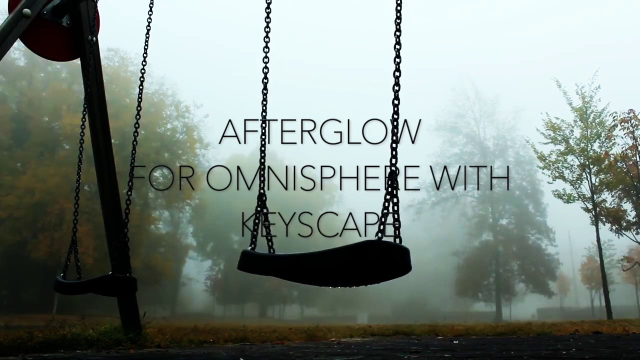 Afterglow for Omnisphere 2 and Keyscape - Misty Swing - Jason Schoepfer