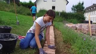 Mathe und Erdkunde praktisch umgesetzt: Streuobstwiesenprojekt SRS