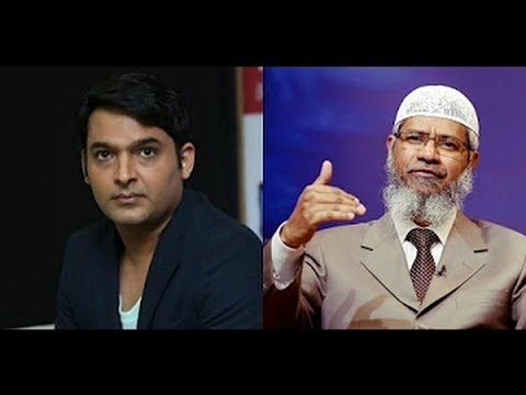 Dr Zakir Naik Badly Insulted Kapil Sharma for