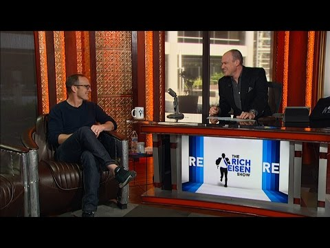 Actor Clark Gregg of 'Marvel's Agents of S.H.i.E.l.D' Joins The RE  in Studio  11615