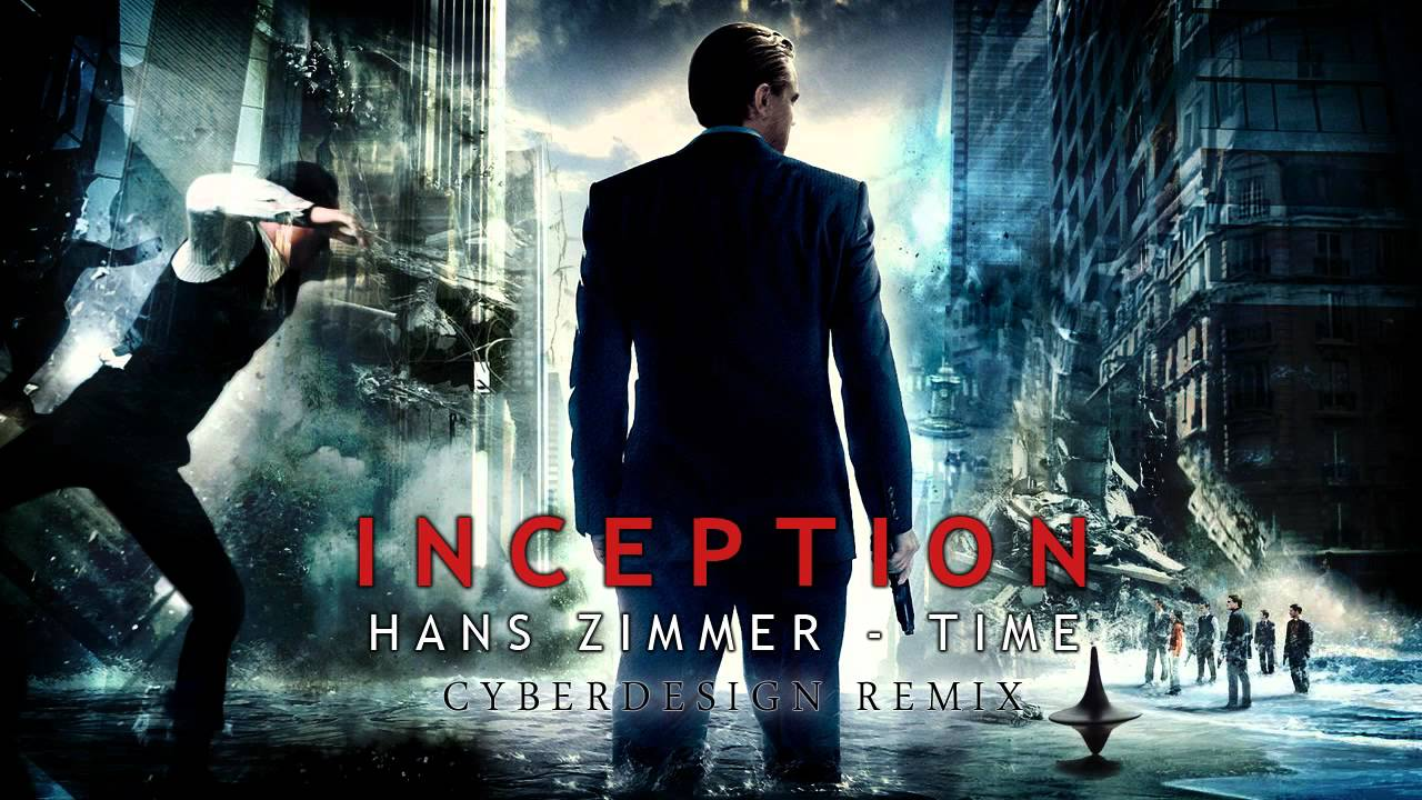 Inception: Time (Cyberdesign Remix)