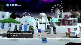 Sonic Generations Unleashed Project Mod (Review)
