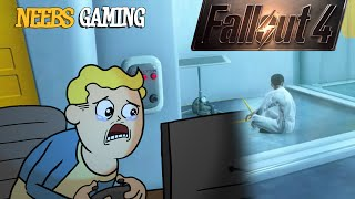 Fallout 4 GAMEPLAY ANIMATION Part 13 Baby Boy - Finale