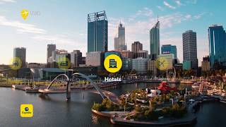 Hop over to Perth, Western Australia | :20 | Expedia SG