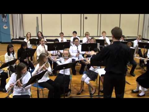 First Christmas Overture, 6th grade EES
