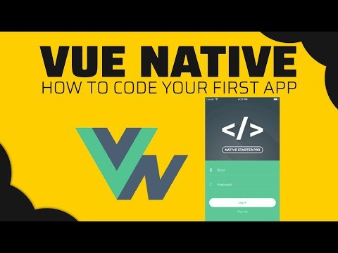 How To Code Your First Mobile App Using Vue Native thumbnail