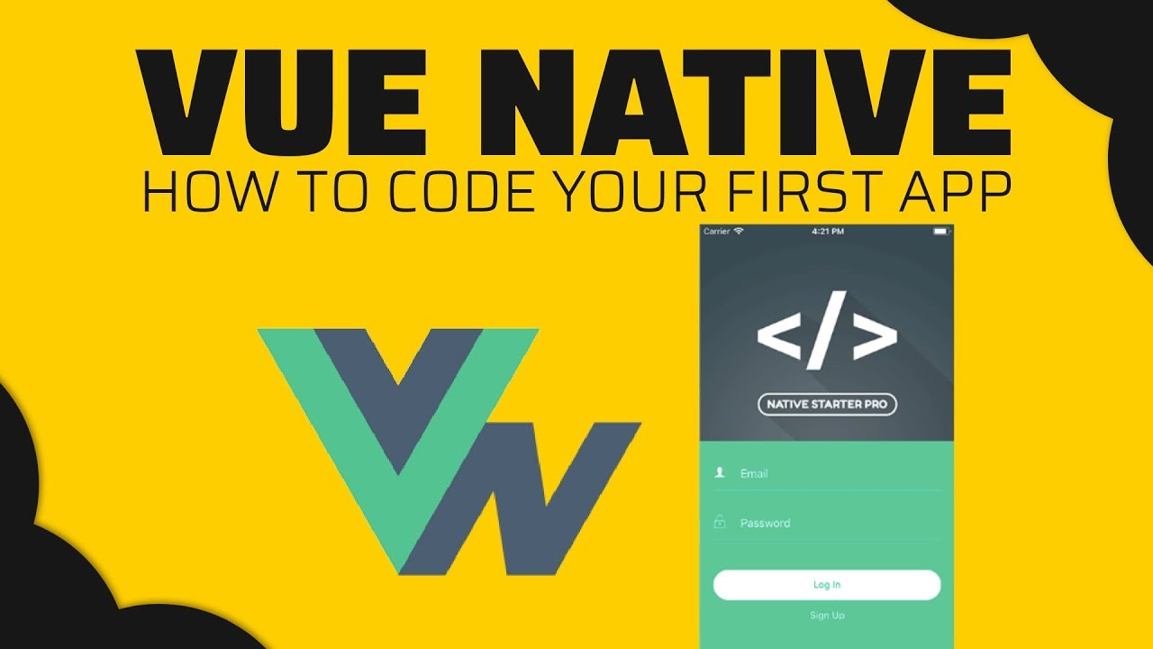 How To Code Your First Mobile App Using Vue Native