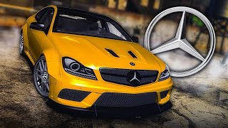 Download Nfs Most Wanted Mercedes C63 Amg Mod Tuning