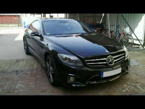 mercedes benz cl 65 amg - 330km/h - 660ps - cl65amg - youtube