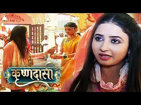 Aaradhya Stops A Girl From Becoming DEVDASI | Krishnadasi | 25th Jan 2016