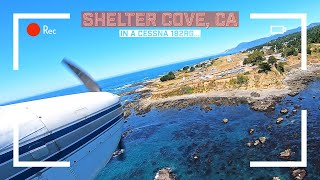 Landing in Shelter Cove, CA - 0Q5