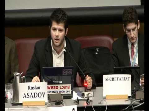 Geneva Summit 2: Ruslan Asad