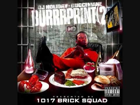 Gucci Mane - Live From Fulton County Jail (The Burrprint 2 HD)