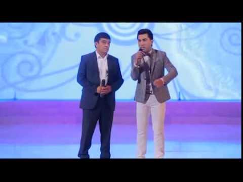 Xurshid Rasulov Ahad Qayum ijodiy kechasidan 2015