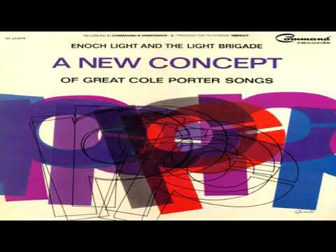Enoch Light   A New Concept Of Great Cole Porter Songs  (1962) GMB Mp3