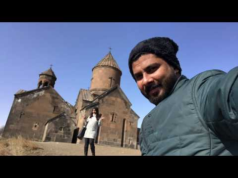 ARMENIA TRIP 4K VIDEO